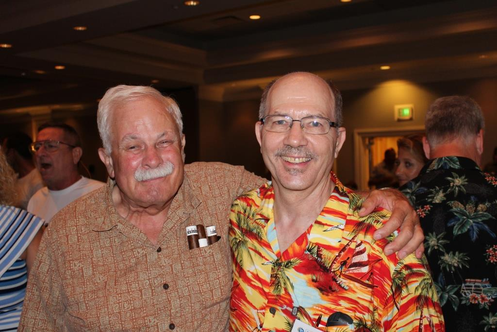 Fri - Beach party - Bill McKnight-Joe Polich