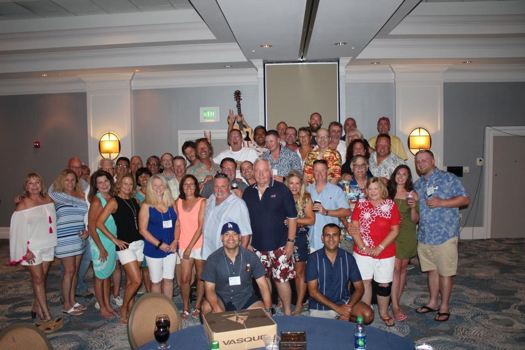 Fri - Beach party -Final call group