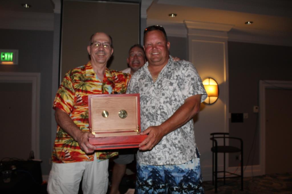 Fri - Beach party -Fri - Beach party - Joe Polich-Robert Melton humidor 2