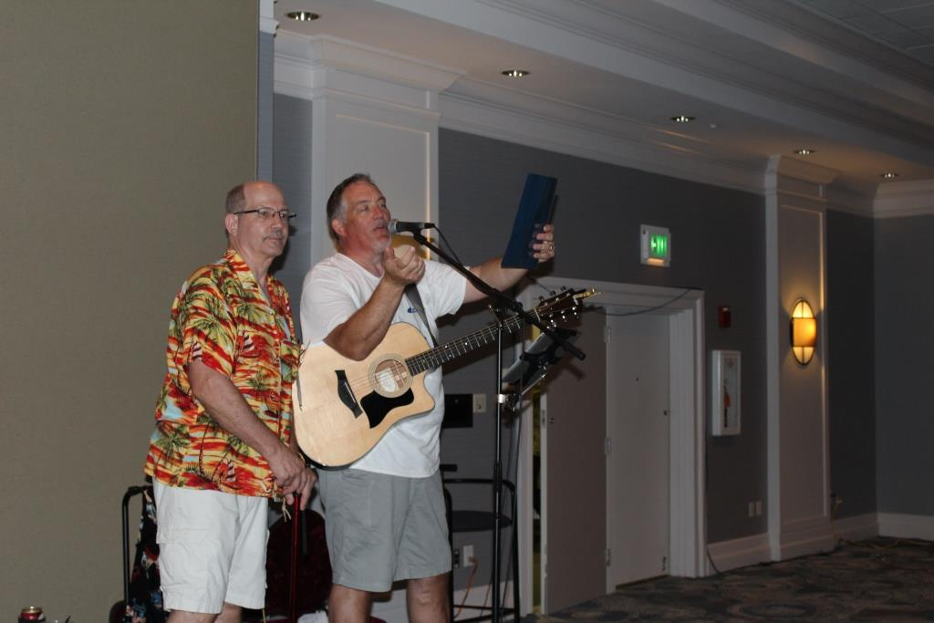 Fri - Beach party - Joe Polich-Doug Kaufman winner 1