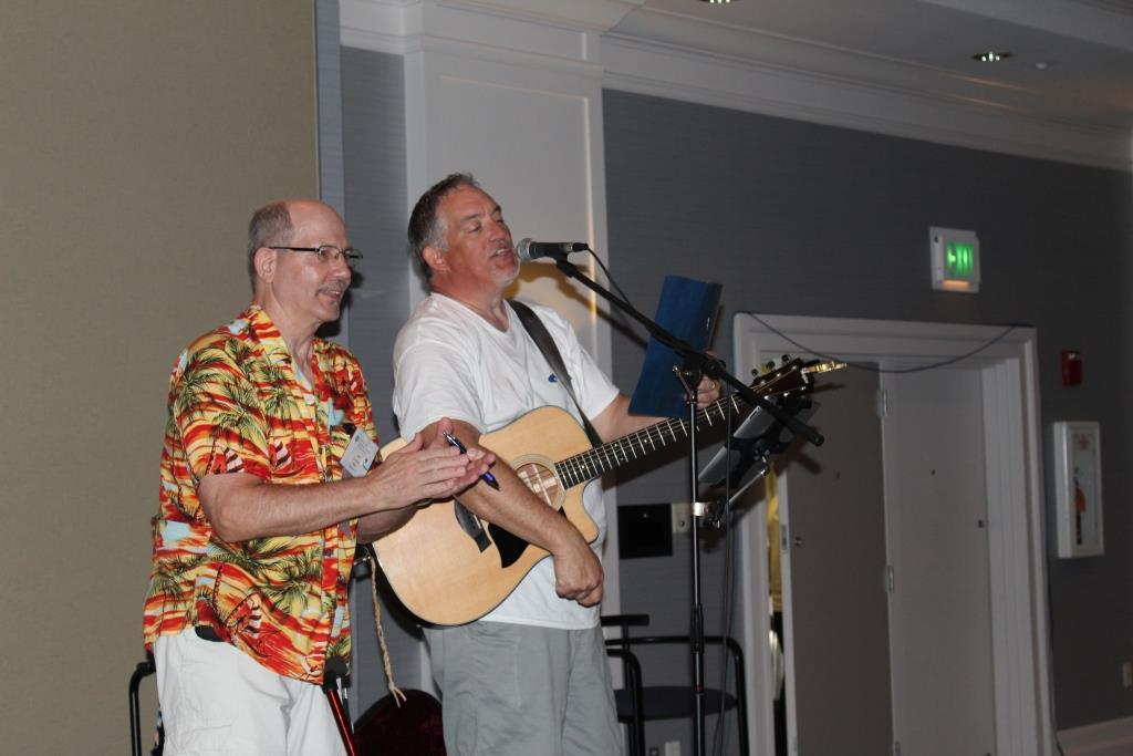 Fri - Beach party - Joe Polich-Doug Kaufman winner 2