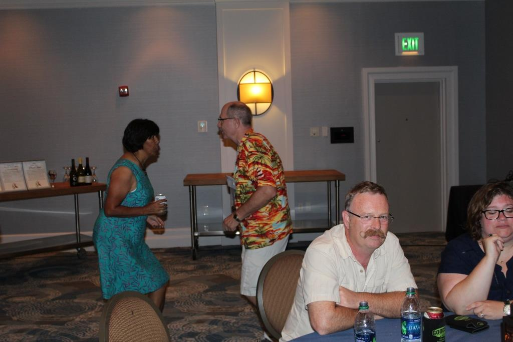 Fri - Beach party - Karen Bewley-Joe Polich-Justin and Deanna Zipp