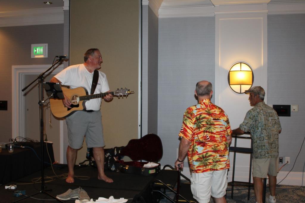 Fri - Beach party - Mr E-Doug Kaufman 1
