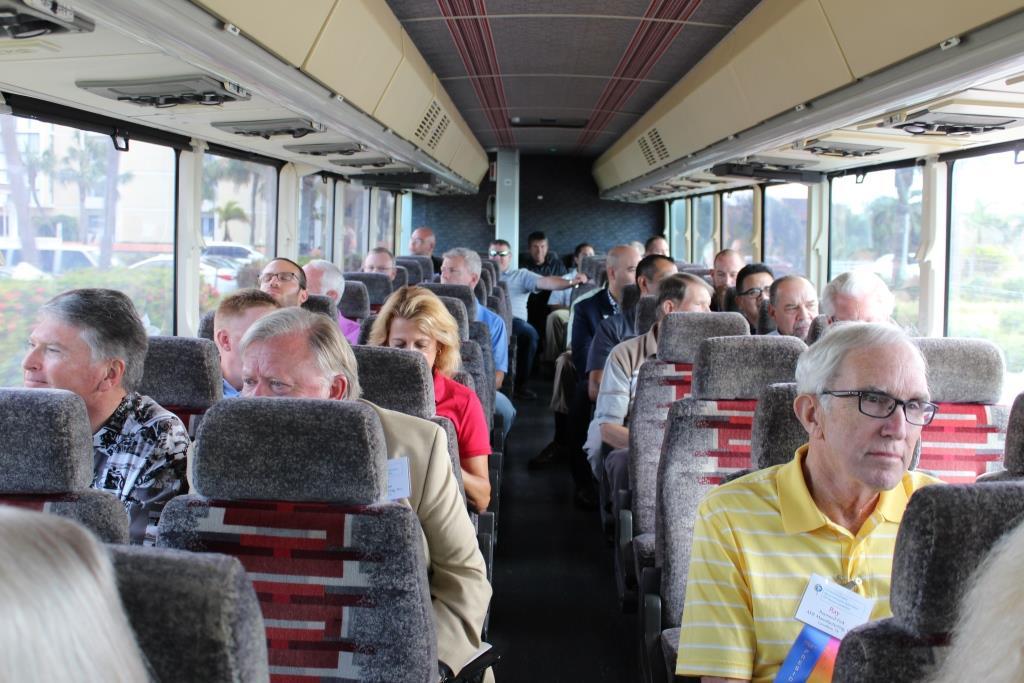 Fri - SMT tour bus