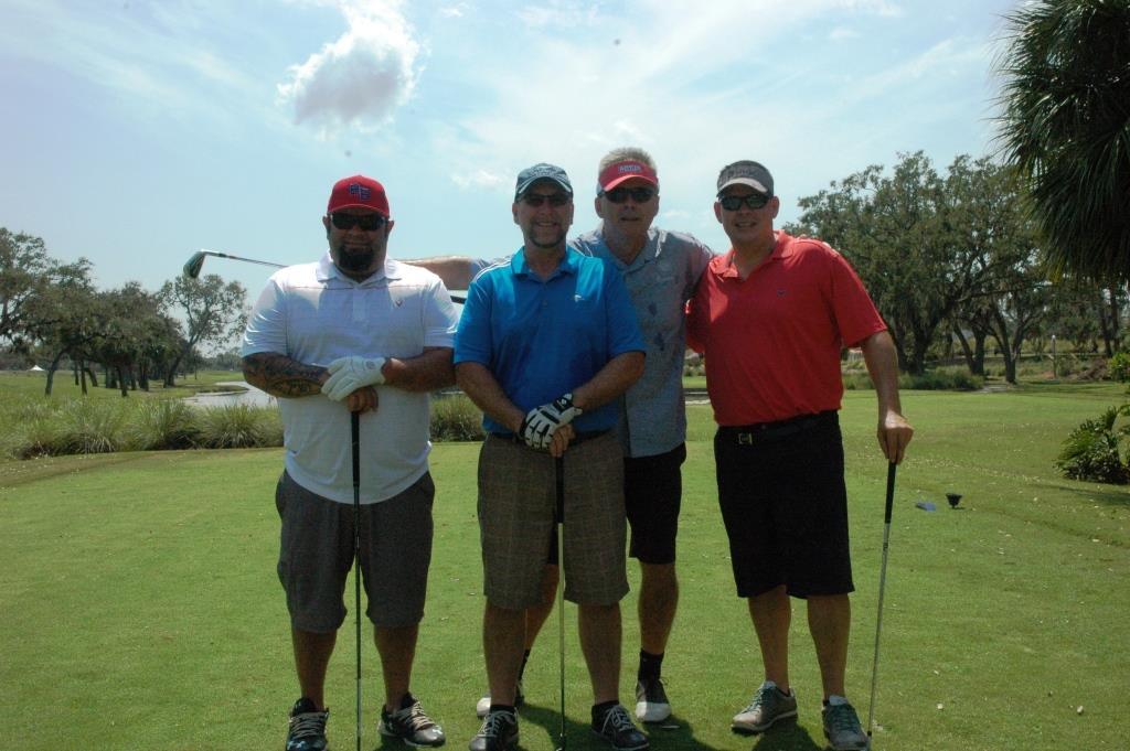 Golf RB - Carlos Duque-Scott Miller-Bob Stanley-Mark Melling