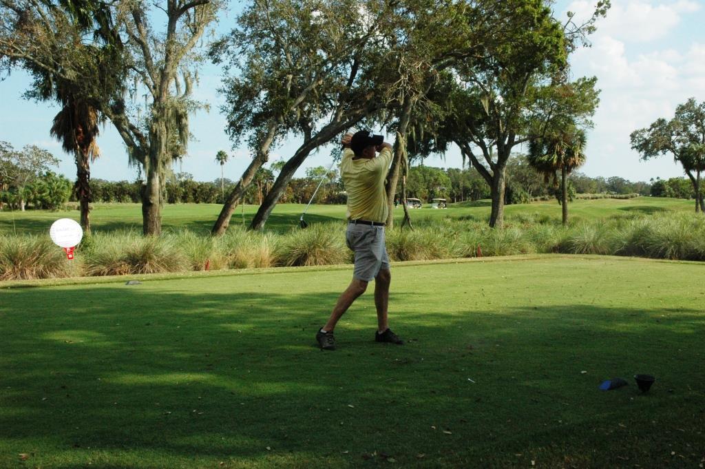 Golf RB - Charlie Aiken 1