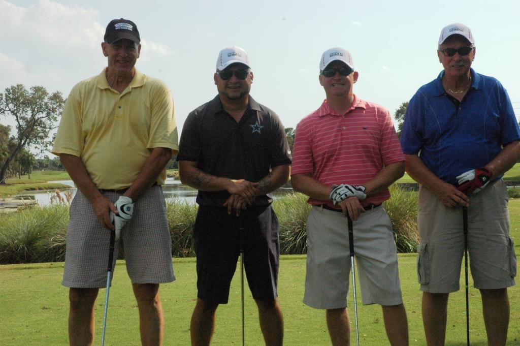 Golf RB - Charlie Aiken-Adrian Rameriz-Adam Skaggs-Bill Whisenant