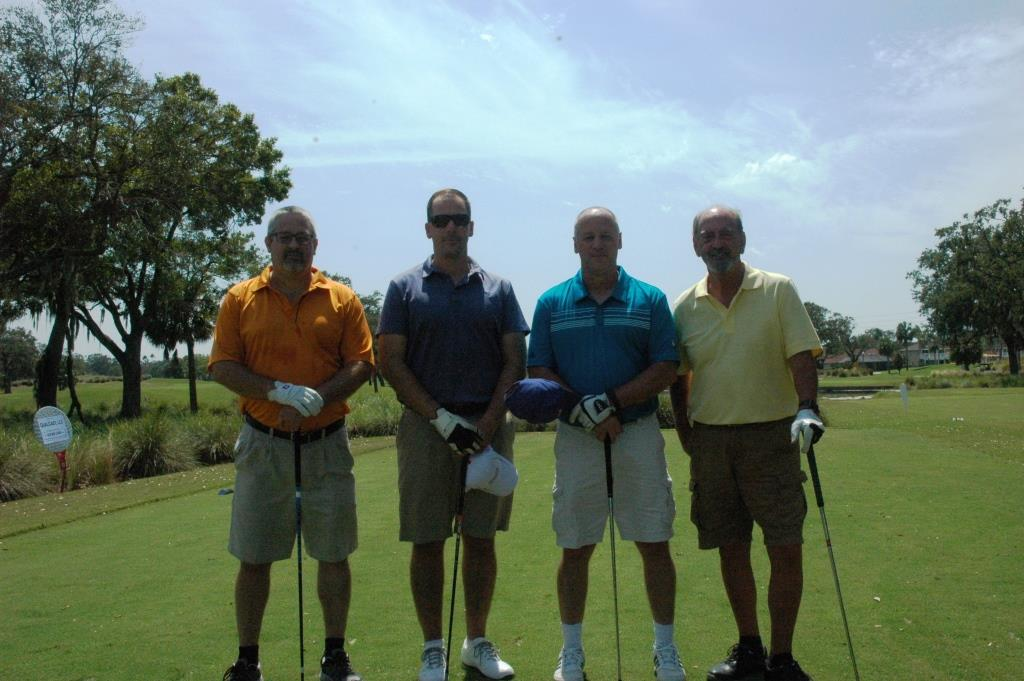 Golf RB - Craig Talley-Joel Couture-Ron Thomas-Ken Carter