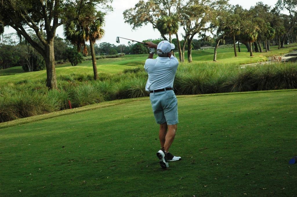 Golf RB - Frank Owings