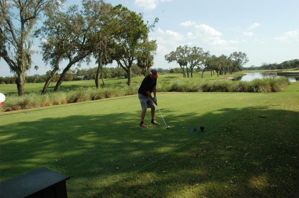 Golf RB - Fred Calouette 1