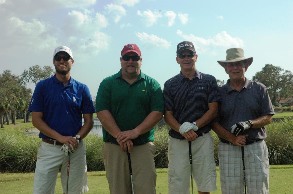 Golf RB - Greg Jones-Allan Brock-Ed Kiebler-Larry Sovereign