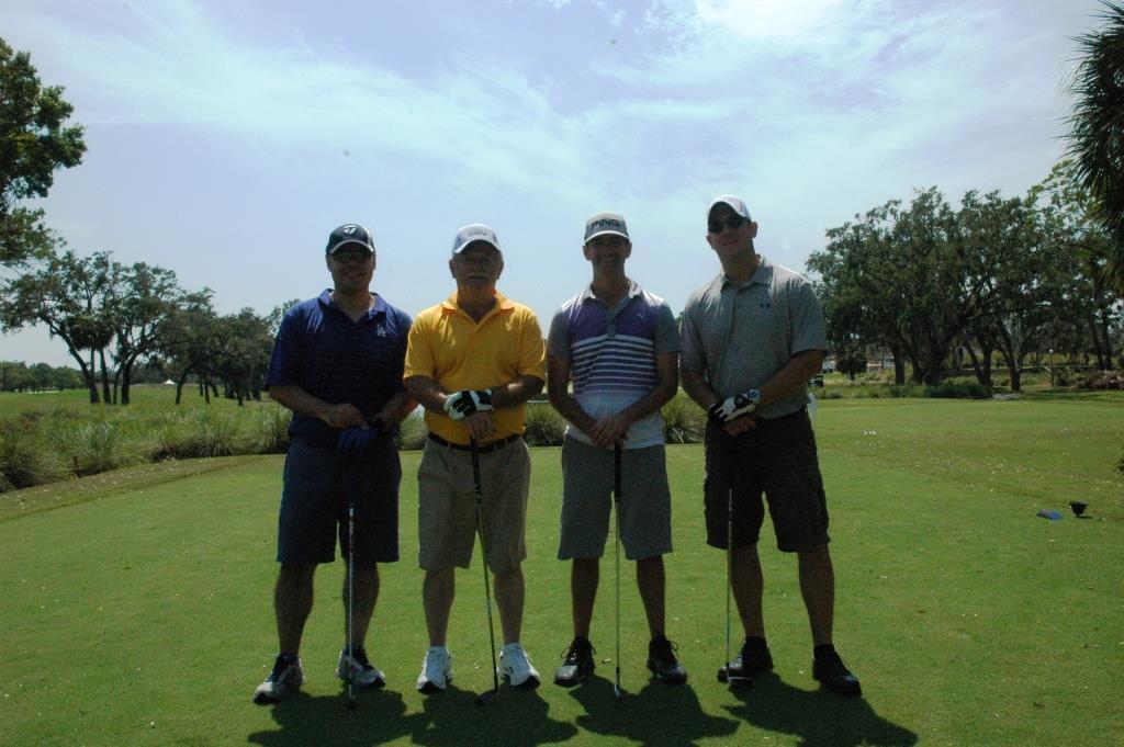 Golf RB - Luis Garcia-Robert Yarbrough-Nate Bjornson-James Corbin