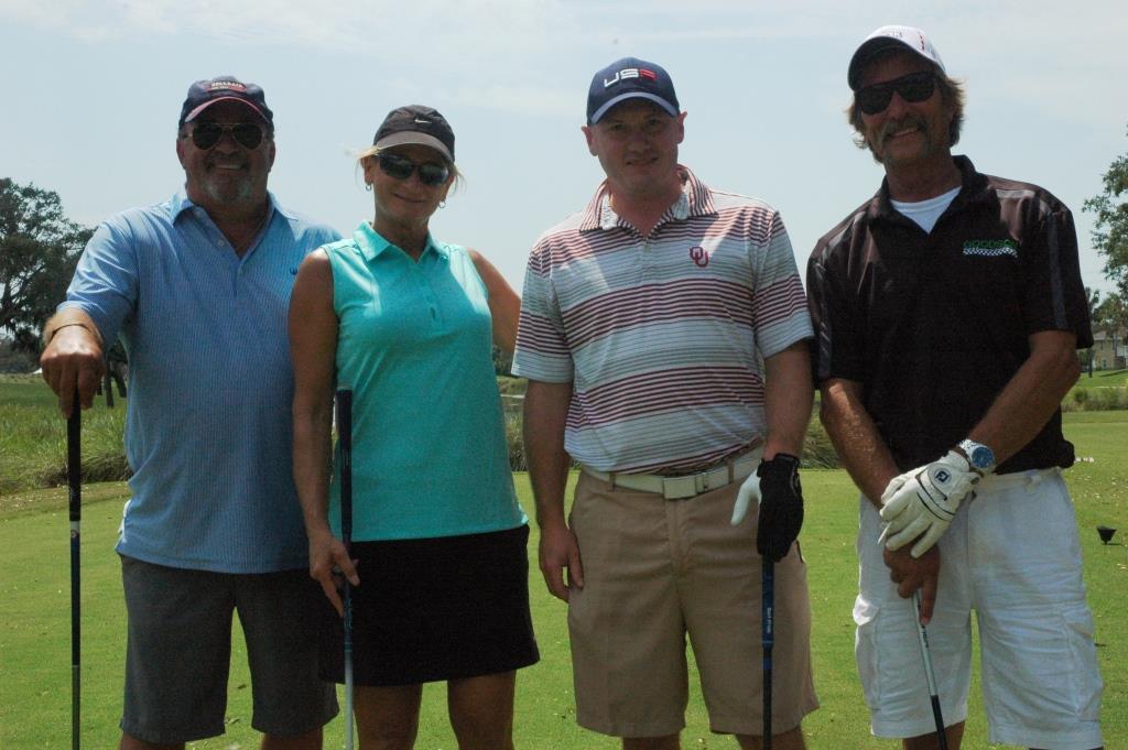 Golf RB - Mark Flanery-Sue Williams-Matt McGraw-Dave Monyhan
