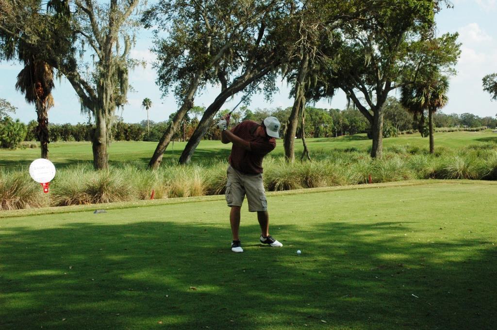 Golf RB - Mike Schweitzer 1