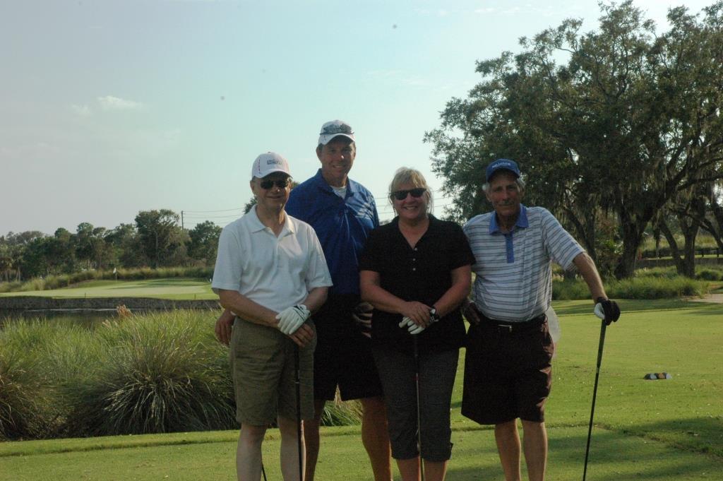 Golf RB - Ray Falkenrath-Randy Bauer-Mary Pellitieri-Bill Levy