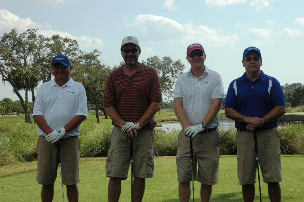 Golf RB - Ray Fundora-Mike Schweitzer-Clay Miller-Mike Meyers