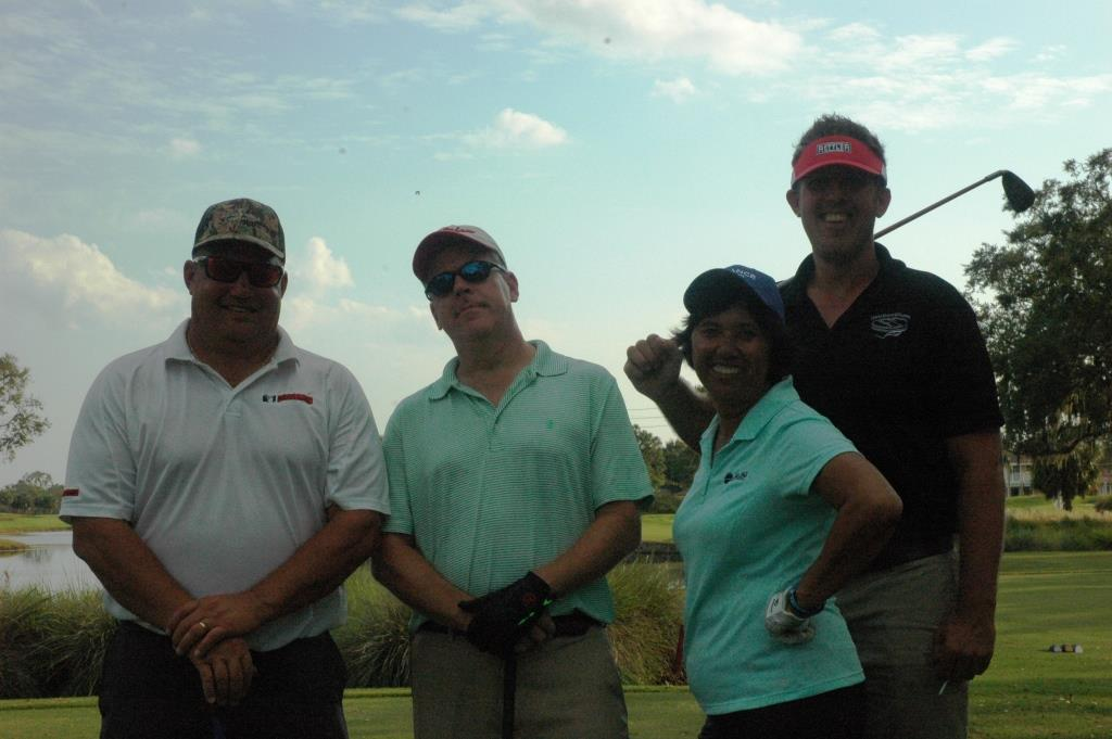 Golf RB - Robert Melton-Paul Hauglie-Karen Bewley-Christopher Sulprizio