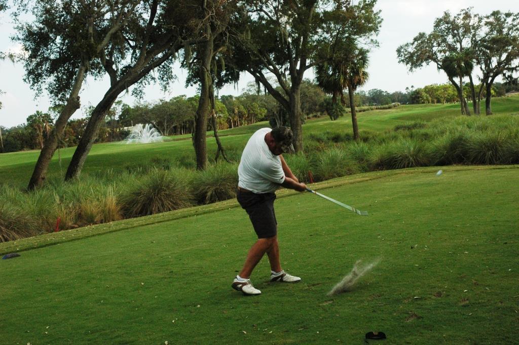 Golf RB - Robert Melton