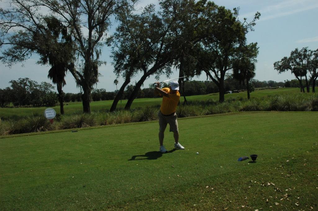 Golf RB - Robert Yarbrough 1