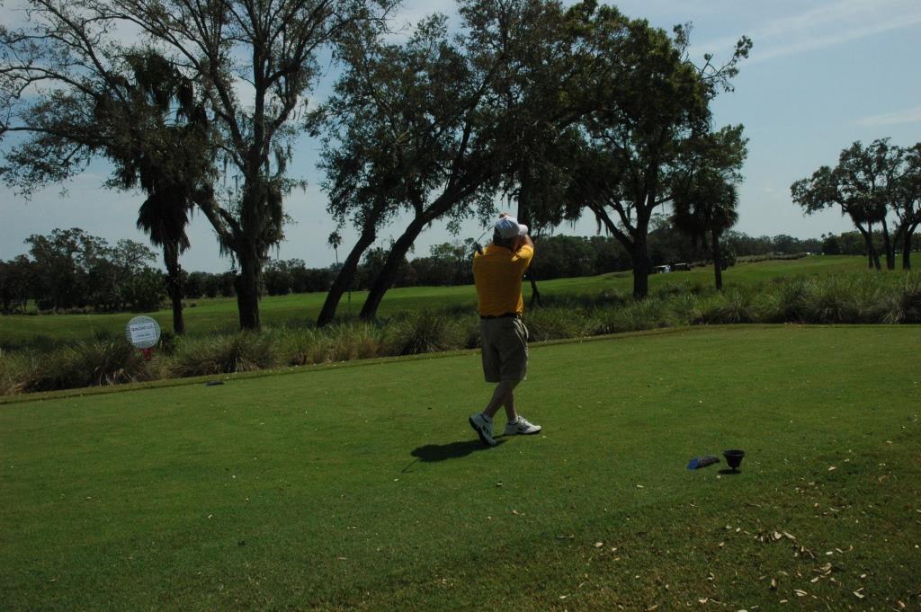 Golf RB - Robert Yarbrough 2