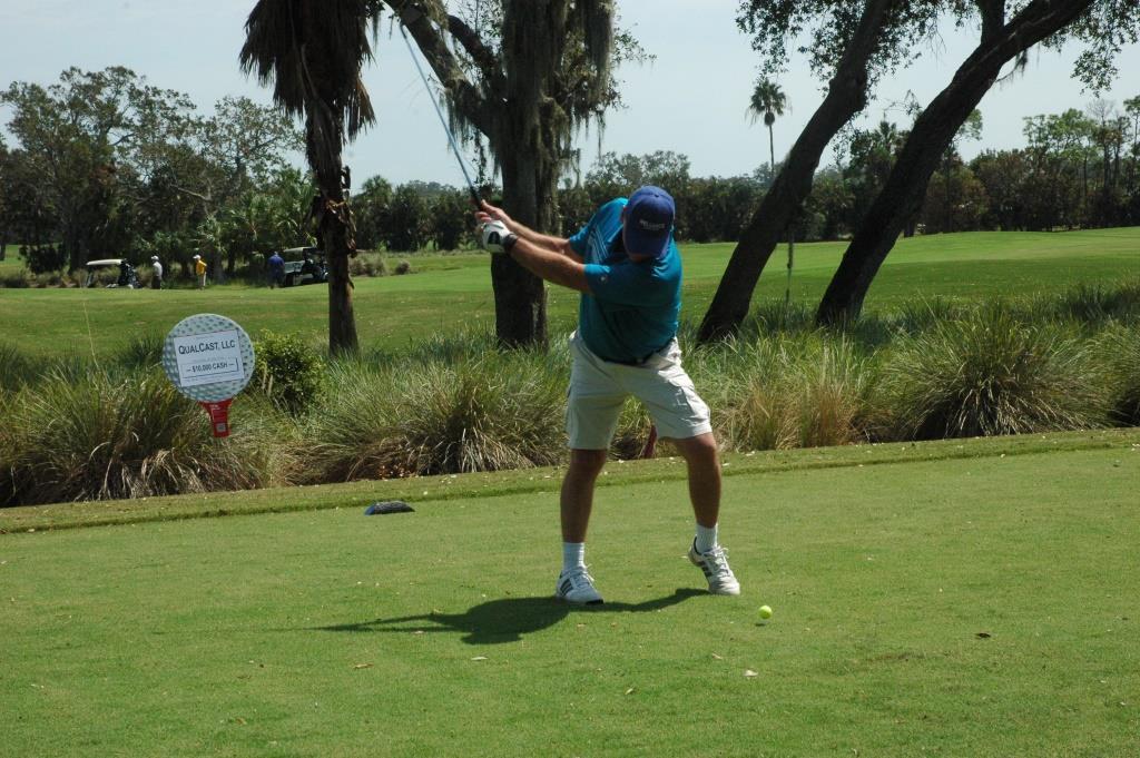 Golf RB - Ron Thomas 1