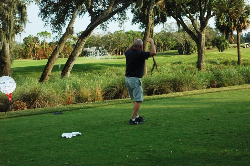 Golf RB - Rusty Russel 2
