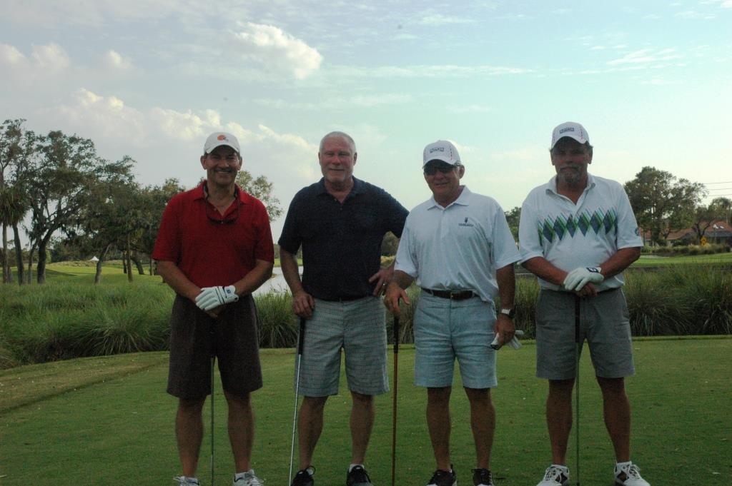 Golf RB - Tom DeBlasis-Rusty Russel-Frank Owings- Mike Flynn