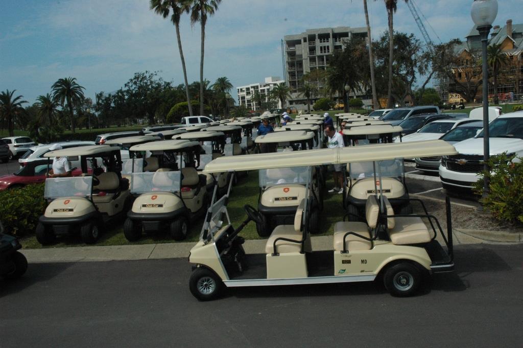 Golf RB - carts 1