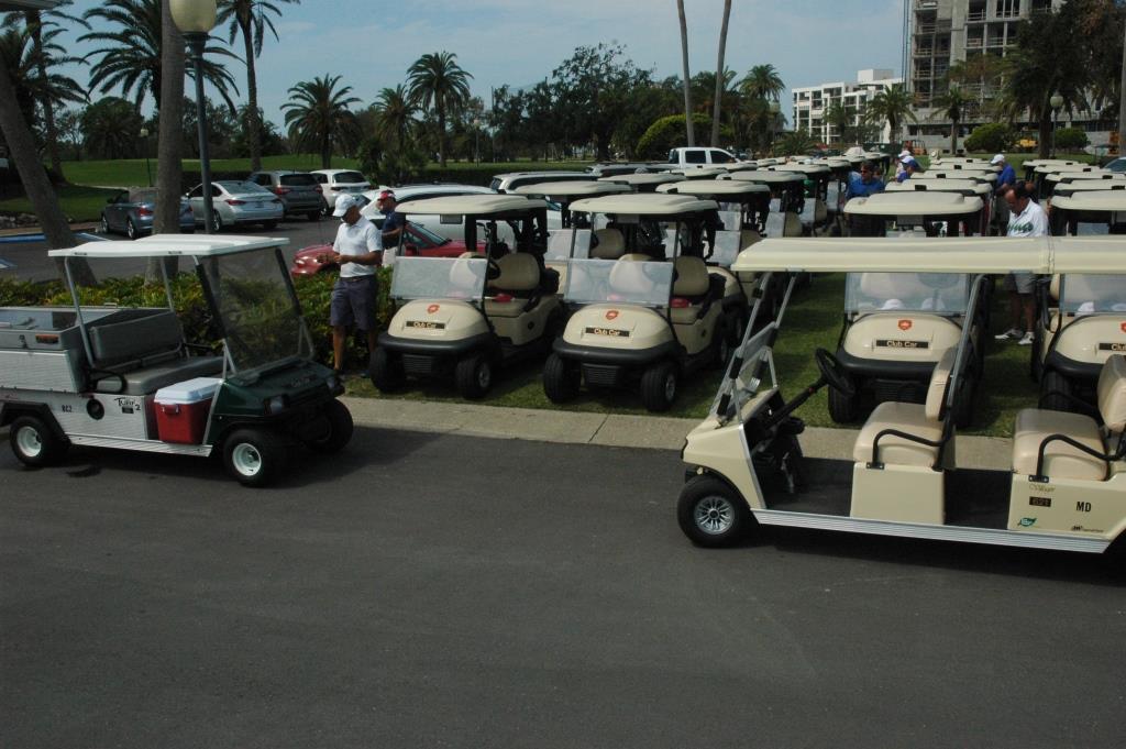 Golf RB - carts 2