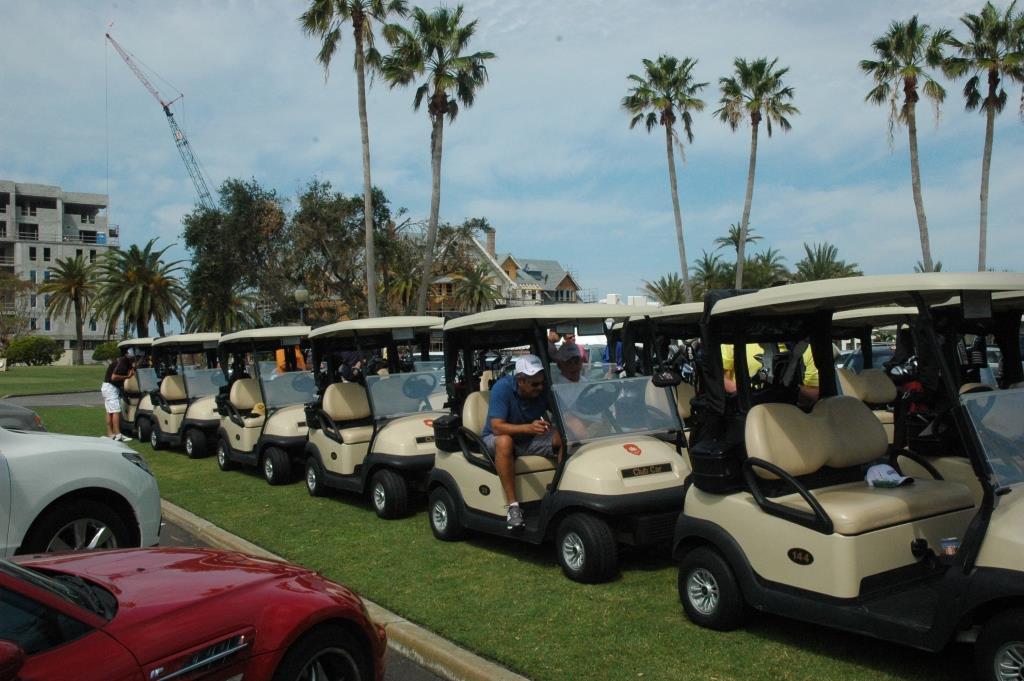 Golf RB - carts 5