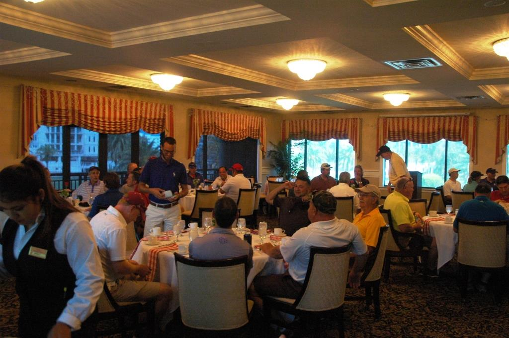 Golf RB - lunch 1