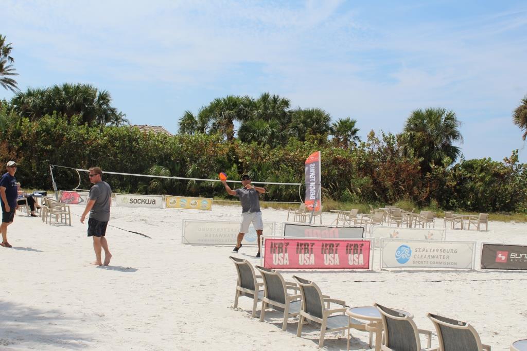 Thur - Beach games warmup 2