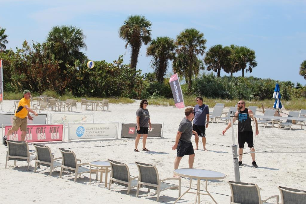 Thur beach games - volleyball 2