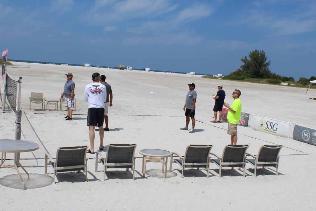Thur beach games - volleyball 4